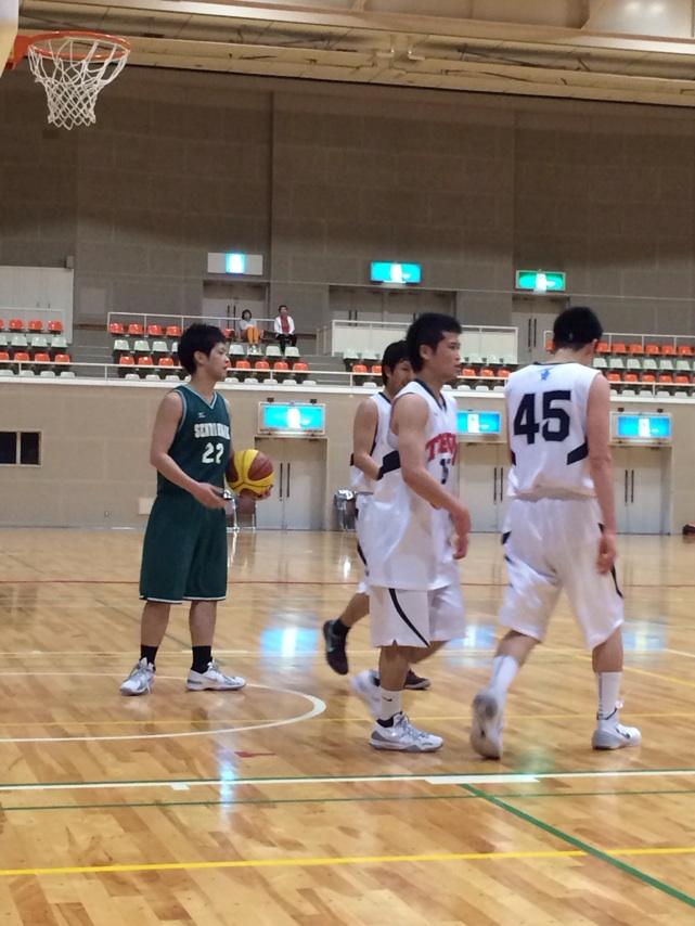 2014春 県実VS.仙台銀行①
