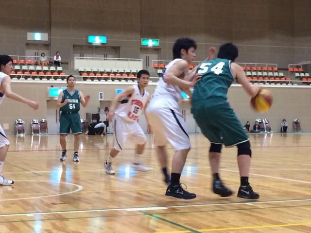 2014春 県実VS.仙台銀行③