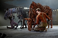 War Horse at the New London Theatre Photo by Brinkhoff M波enburg 852-112