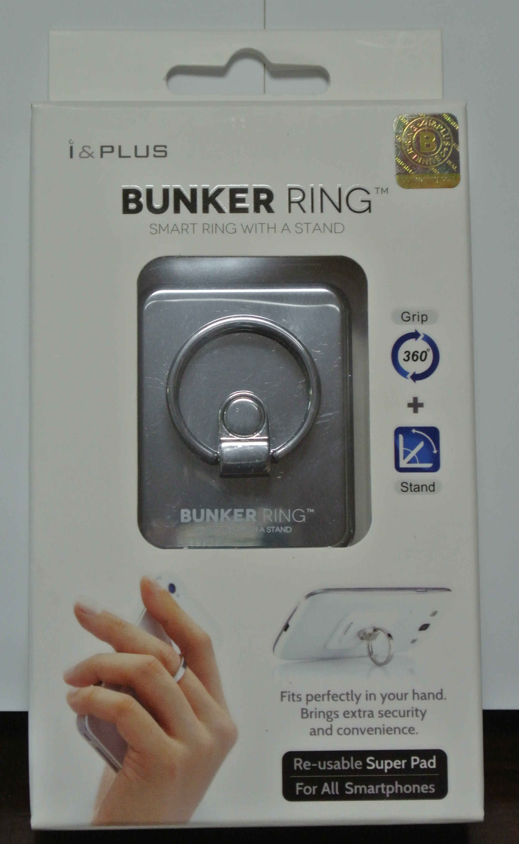 Bunker Ring 1