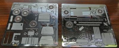 メタリックナノパズル フォード 1