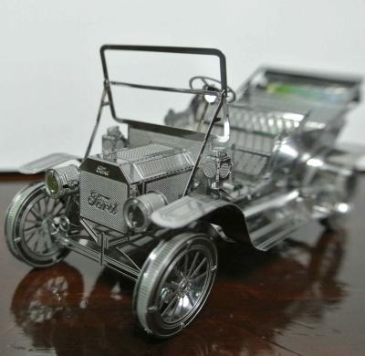 メタリックナノパズル フォード 3