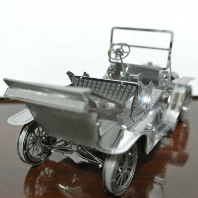 メタリックナノパズル フォード 4