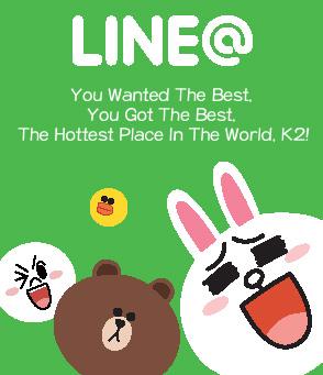 K2レコード LINE