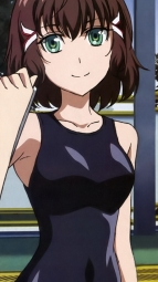 253274 kakumeiki_valvrave megane nagatomi_kouji nanami_rion rukino_saki sakurai_aina sashinami_shouko school_swimsuit swimsuits