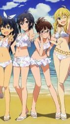 aa285629 amami_haruka bikini futami_ami futami_mami ganaha_hibiki hoshii_miki minase_iori miura_azusa shijou_takane swimsuits tagme the_idolm@steri_