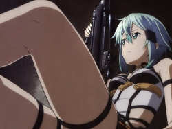 289542 gun shino_asada sword_art_online takata_akira43_