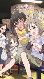 279415 aoba_kokona kuraue_hinata megane saitou_kaede_(yama_no_susume) yama_no_susume yukimura_aoii_