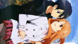 169_291628 asuna_(sword_art_online) kirito pantyhose suzuki_risa sword_art_online