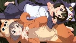 290943 kuraue_hinata pajama yama_no_susume yukimura_aoi169_