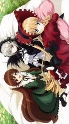 5263479 dress gothic_lolita heterochromia lolita_fashion morimoto_hirofumi rozen_maiden shinku suigintou suiseiseki