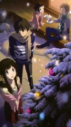 230287 calendar chitanda_eru fukube_satoshi hyouka ibara_mayaka ikeda_shouko oreki_houtarou tagme