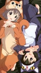 290943 kuraue_hinata pajama yama_no_susume yukimura_aoii_