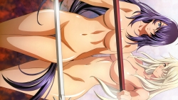 296559 ikkitousen kanu_unchou naked rin_sin weapon43_