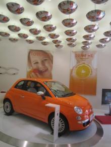 フィオレンジ車
