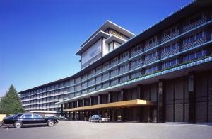 ホテルオークラ外観
