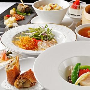 銀座芳園料理