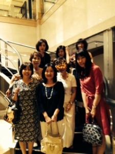 東武ホテル集合