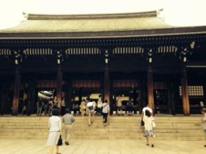 神宮入口後