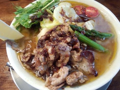 バルサミコらー麺