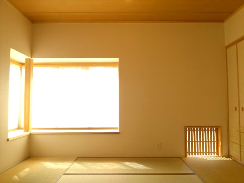 窓のバランス