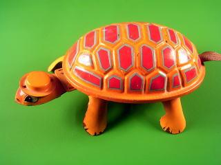 1960年代 オレンジ帽子 動物
