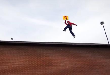 面接官「特技は何ですか」マリオ「ジャンプ力が高いです」面接官「www」
