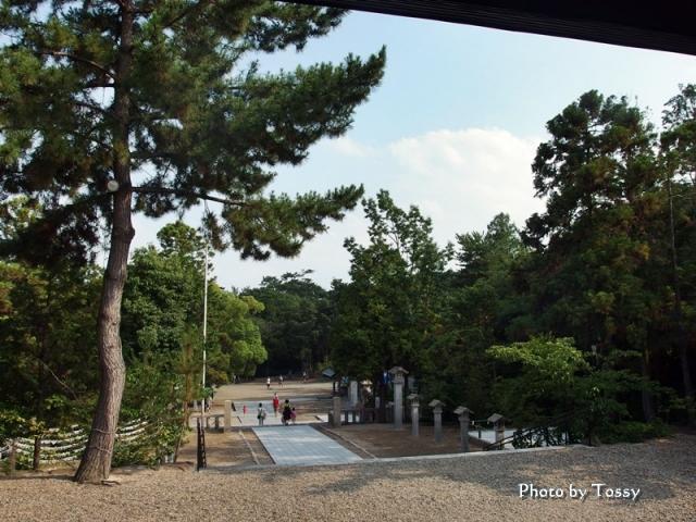 廣田神社境内