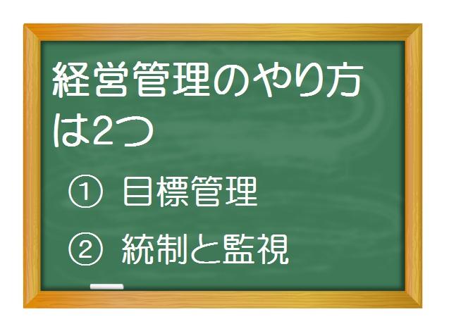 経営管理(基礎編)_経営管理の方法