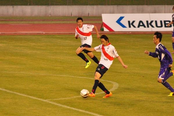 2014東海リーグ第1節vs藤枝市役所-1