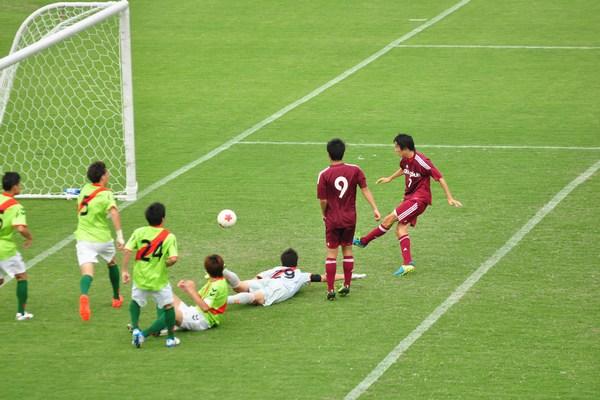 2014天皇杯愛知県予選準決勝vs愛知学院-4
