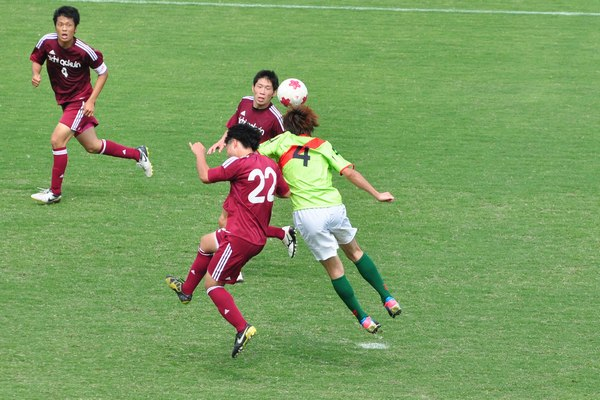 2014天皇杯愛知県予選準決勝vs愛知学院-1