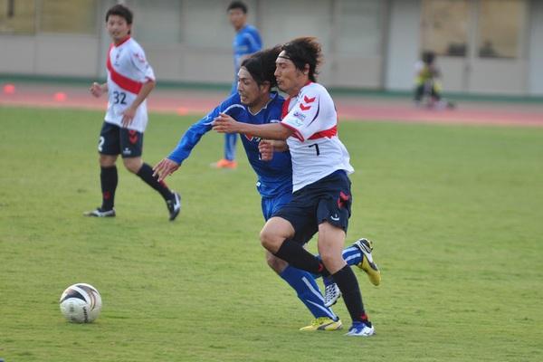 2014東海社会人第11節vs矢崎バレンテ-2