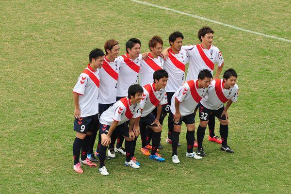 2014全社東海予選準決勝vsVOLARE FC浜松-4