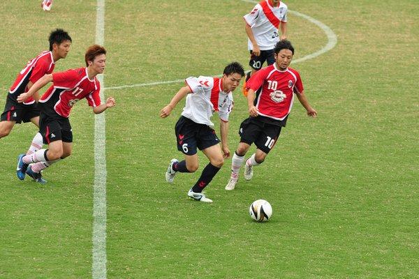 2014全社東海予選準決勝vsVOLARE FC浜松-3