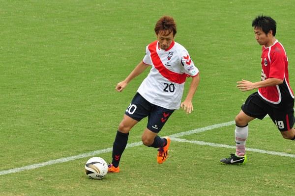 2014全社東海予選準決勝vsVOLARE FC浜松-2