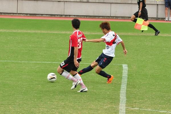 2014全社東海予選準決勝vsVOLARE FC浜松-1
