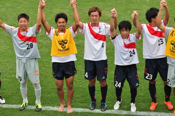 2014全社東海予選準決勝vsVOLARE FC浜松-7