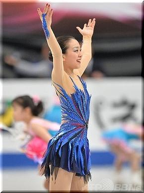 浅田真央 2014世界選手権1