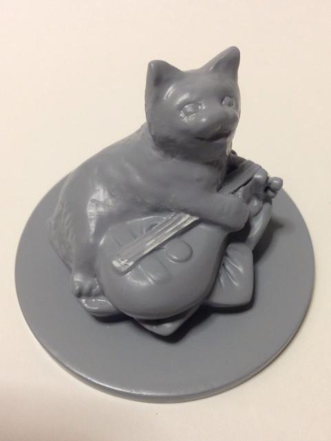 弁天猫原型1