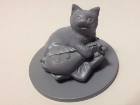 弁天猫原型5