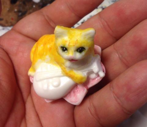 弁天猫長毛版3