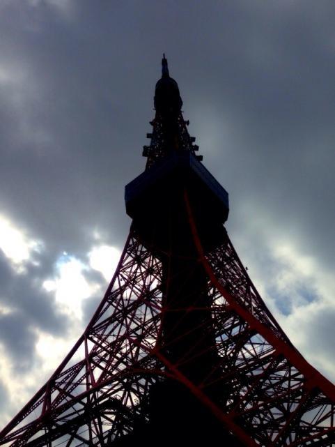 東京タワー201408a