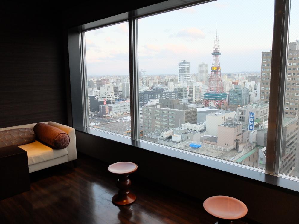 クロスホテル札幌01