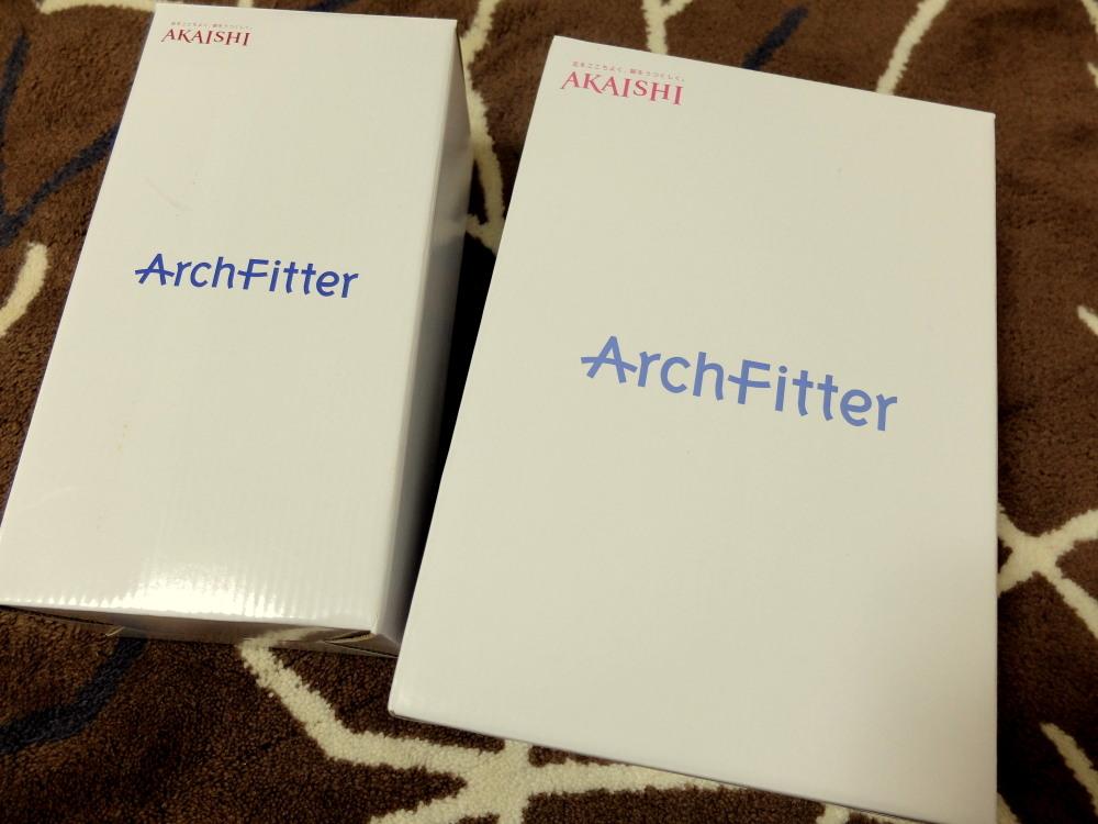 アーチフィッター 01