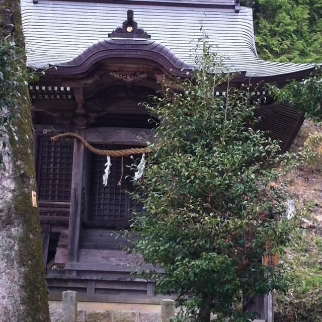 新宮神社全景
