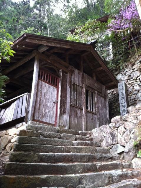 浅野の殿様の湯殿 1