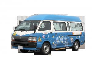 ハイエース園児バス