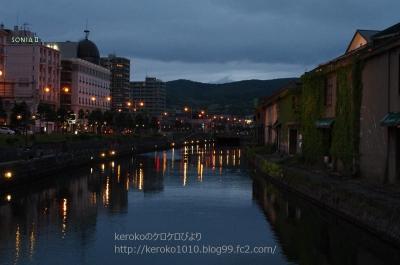 2014-06-14小樽の夜景