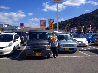 ホビオ納車♪ 003